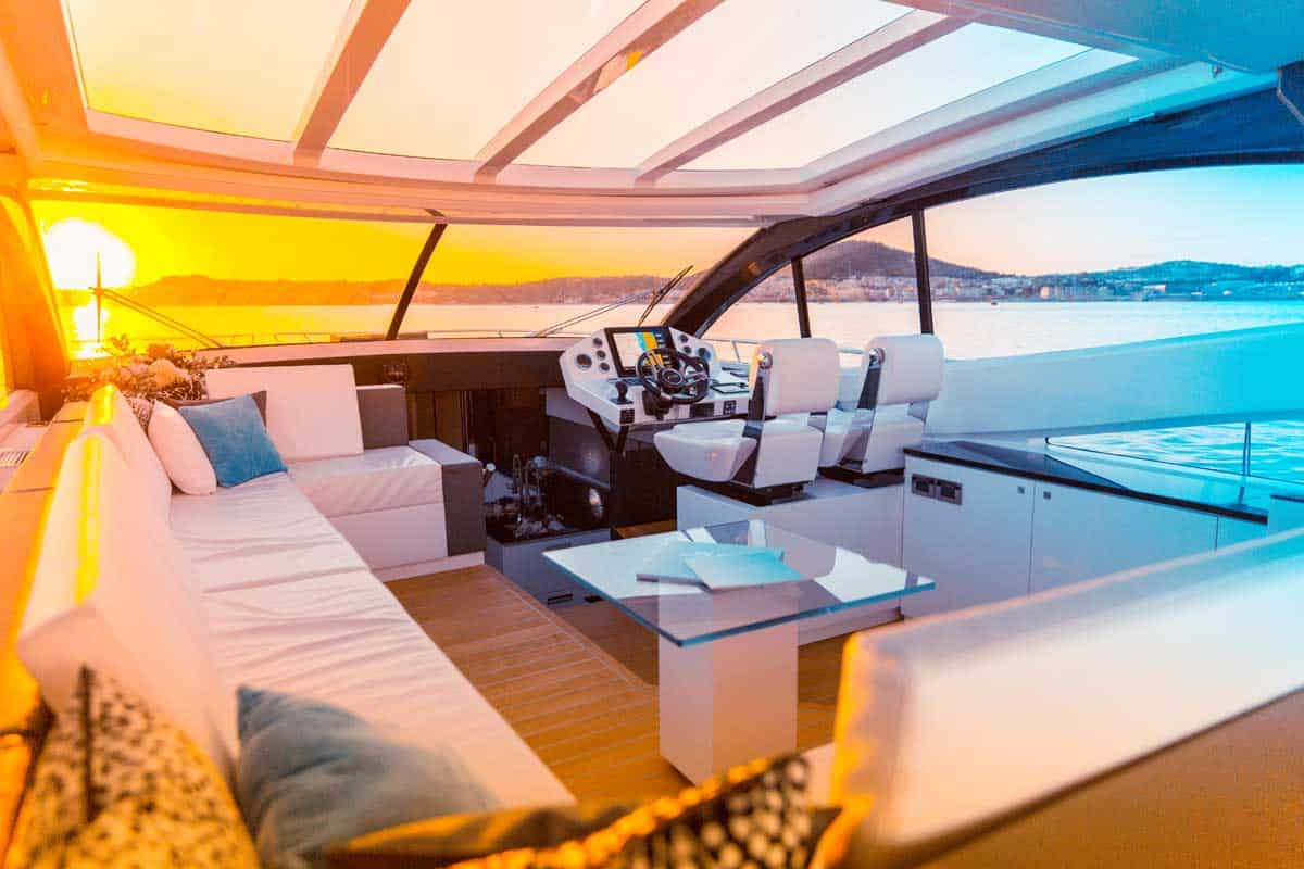 Luxury Boats Interior Design
