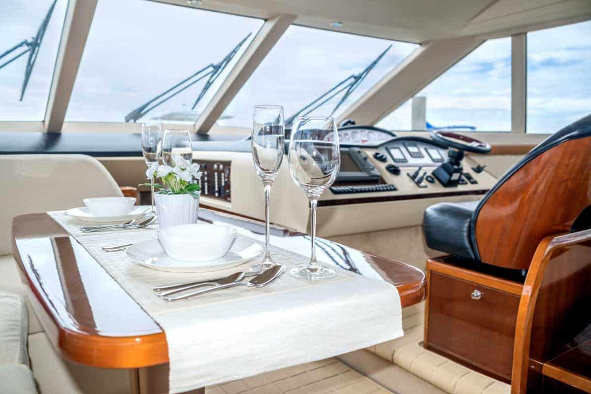 Luxury Yachts Interior Design